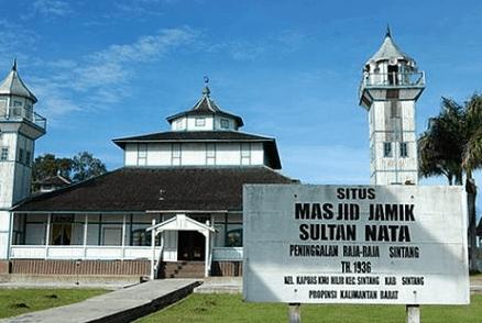 Masjid Jamik Sultan Nata