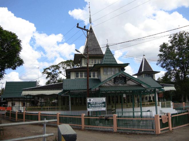Masjid Keramat Banua Halat, Tapin