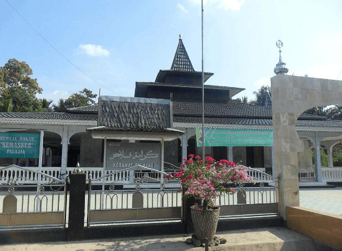 Masjid Keramat Pelajau