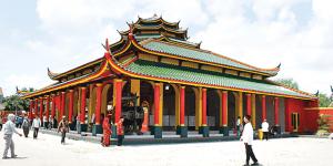 Masjid Muhammad Cheng Hoo Banyuwangi