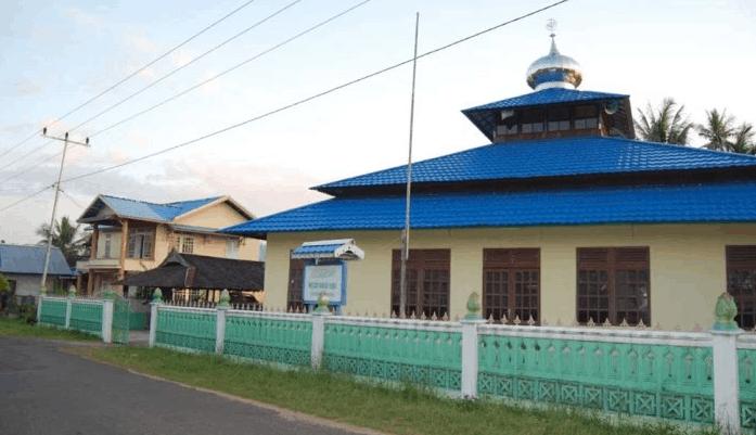 Masjid Nurul Huda Sungai Jawi