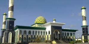 Masjid Raya Al-Munawwaroh, Ternate, Maluku Utara