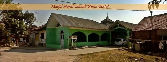 Msjid Nurul Jannah Rawa Sentul