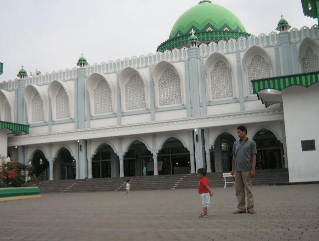 arsitektur Masjid Al-Ittihad Jatibarang