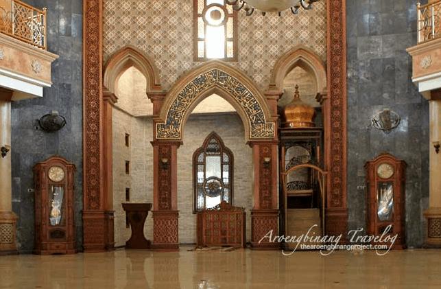 arsitektur Masjid Jami' Baiturrahman I Robayan