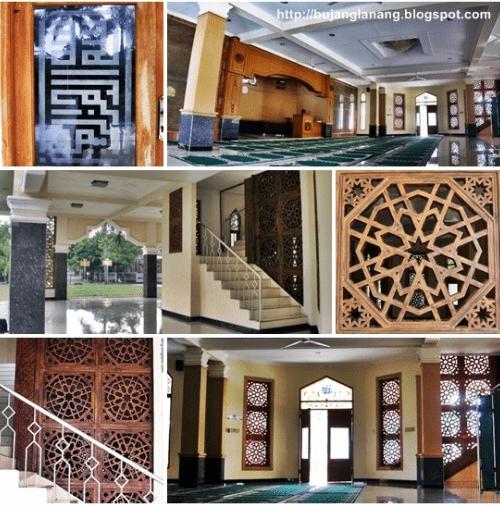 arsitektur Masjid Jami Mekar Indah, Jababeka