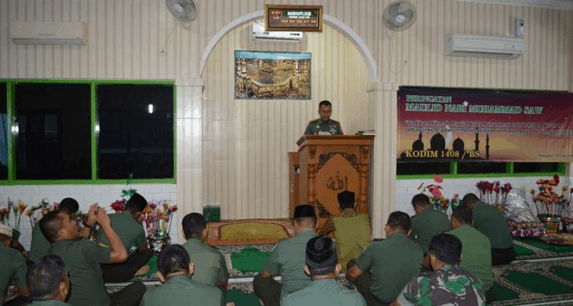 interior Masjid Babul Chair – Ketapang, Kalimantan Barat