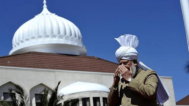 kubah Masjid Baitul Huda – Sydney