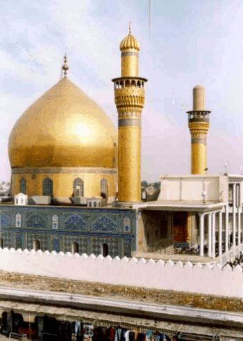 Masjid Al- Askari, Irak