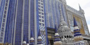 Masjid Di Turen, Malang Ini Memiliki Design Yang Unik Dan Nyentrik