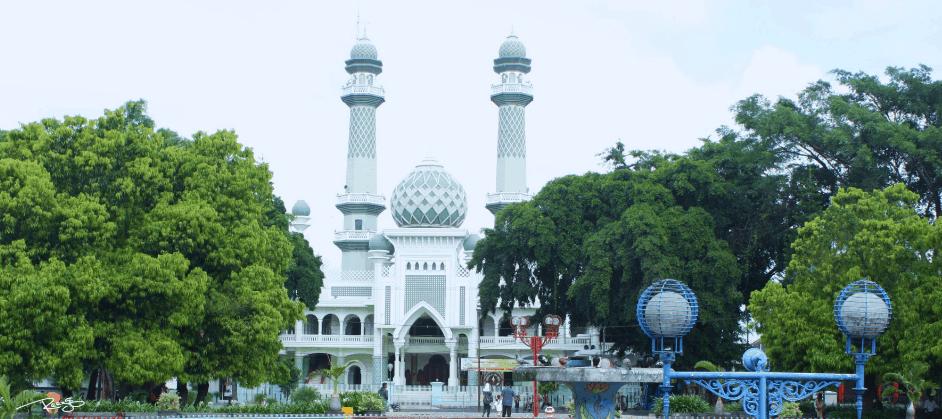 Masjid Jami' Pusat Destinati Ibadah Kota Malang