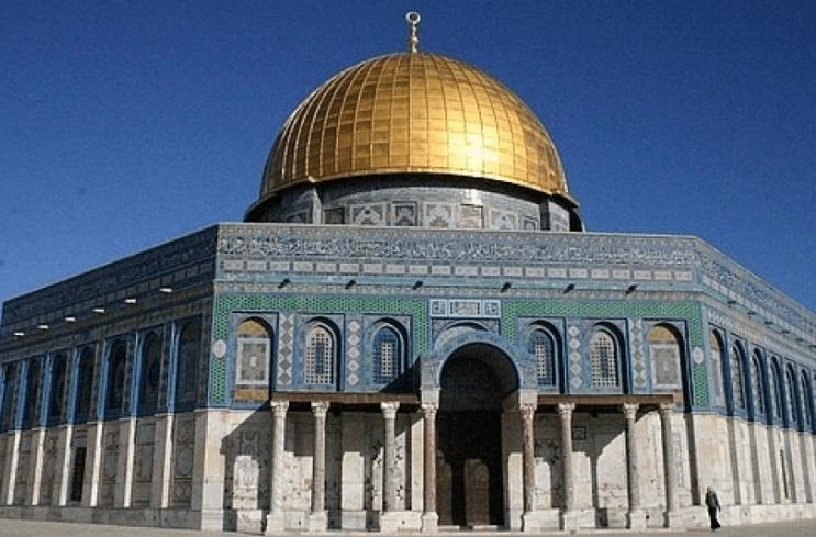 Masjid Kubah As Sakhrah, Paslestina