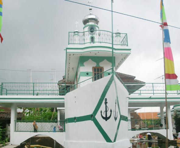 Masjid Perahu Sukabumi