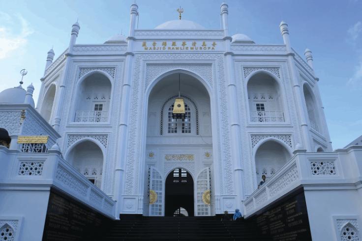 Masjid Ramlie Musofa Di Jakarta
