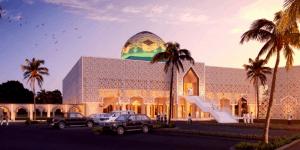kubah masjid NTT
