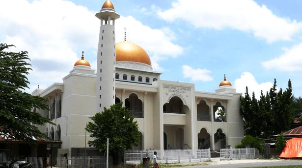 kubah masjid gorontalo 1