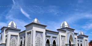 kubah masjid gorontalo