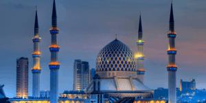 kubah masjid jabar