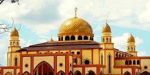 kubah masjid jambi