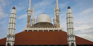 kubah masjid jateng