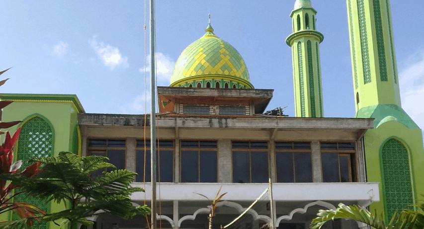 kubah masjid jatim 1