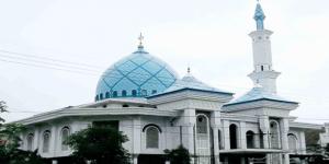 kubah masjid jatim