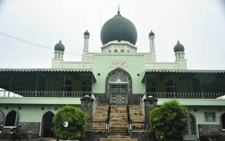 kubah masjid jogja 1
