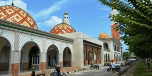 kubah masjid kalut