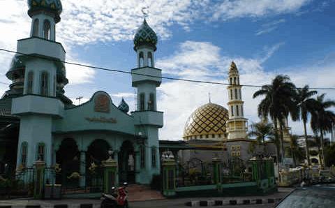 kubah masjid maluku 2