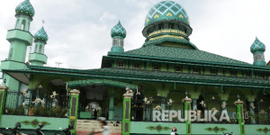 kubah masjid maluku