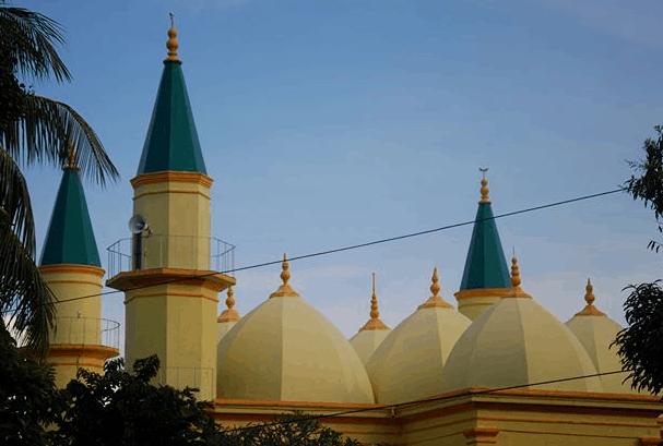 kubah masjid riau