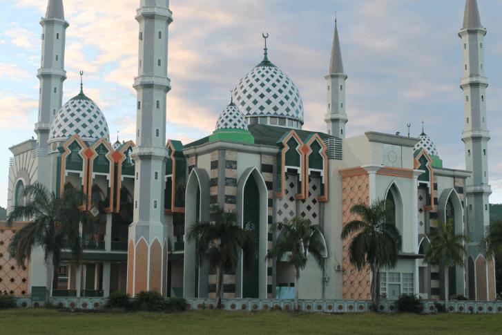 kubah masjid sulbar
