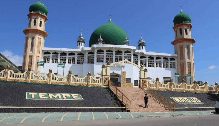 kubah masjid sulsel 1