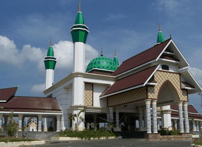 kubah masjid sultra
