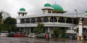 kubah masjid sulut