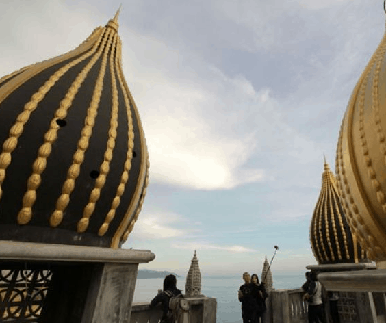 kubah masjid sumbar 1