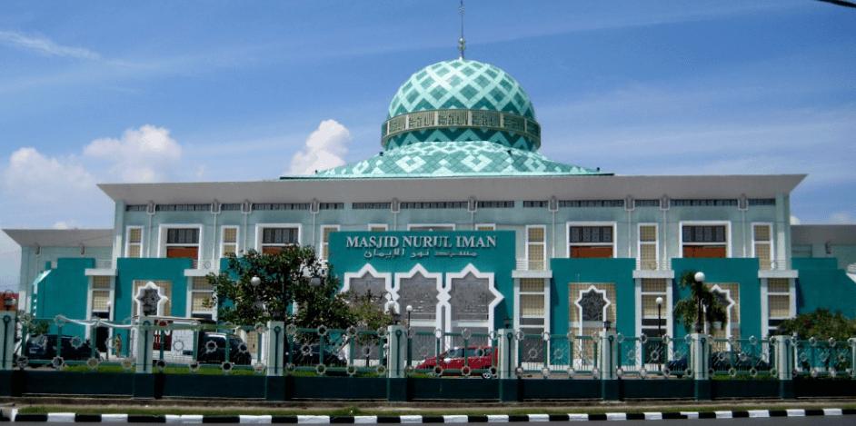 kubah masjid sumbar