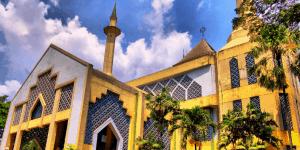 warna cat masjid soft